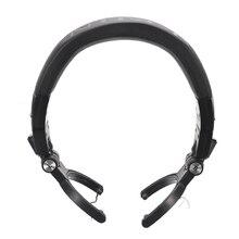 Profesjonalne słuchawki z pałąkiem na głowę hak części głowy wiązki wymiana części słuchawek dla audio technica dla Shure
