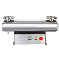 Coronwater 72 gpm UV Disinfection SBV 5925 6P disinfection     -