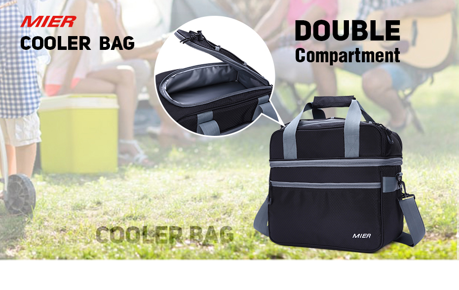 Thermal Isolé Sac à lunch Cool Bag
