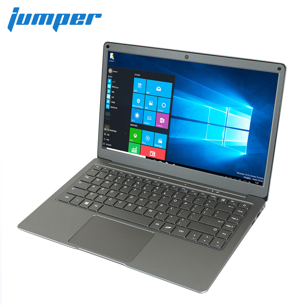 Jumper EZbook X3 Laptop 13.3 Inch IPS Display Notebook 6GB 64GB EMMC Intel Apollo Lake N3350 2.4G/5G WiFi With M.2 SATA SSD Slot