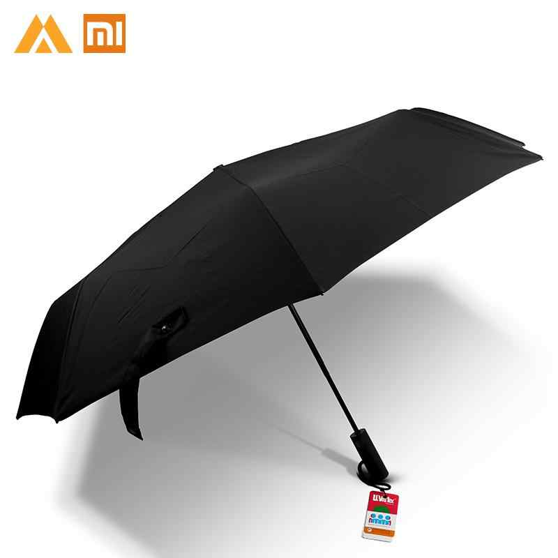 Xiaomi Mijia Umbrella Heat-insulating Anti-UV Xiao Mi Umbrella Rain Women Men Xioami Automatic Umbrella Sun Xiami Xiomi Xaomi