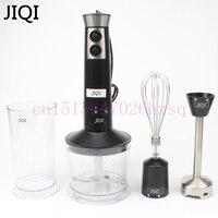 חמה למכירה 220 V 500 W חשמלי ביתי רב תכליתי JIQI תהליך מזון למטחנת בשר מסחטה בלנדר להקציף ביצה