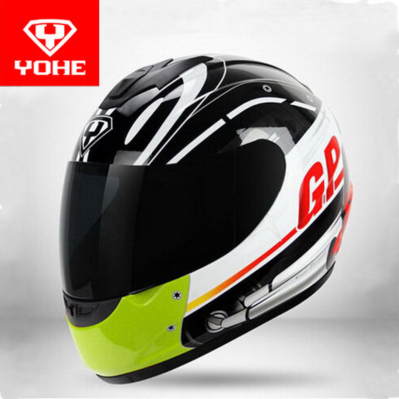 2017 Sunner New YOHE Full Face Motorcycle Helmet Knight equipment YH993 cross-country motorbike helmets made of ABS and PC visor