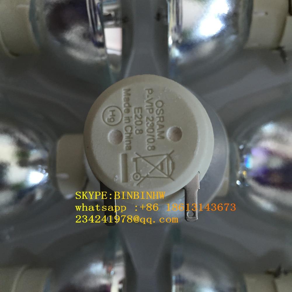 Фотография Genuine Original Replacement Bare Bulb OSRAM P-VIP 230/0.8 E20.8