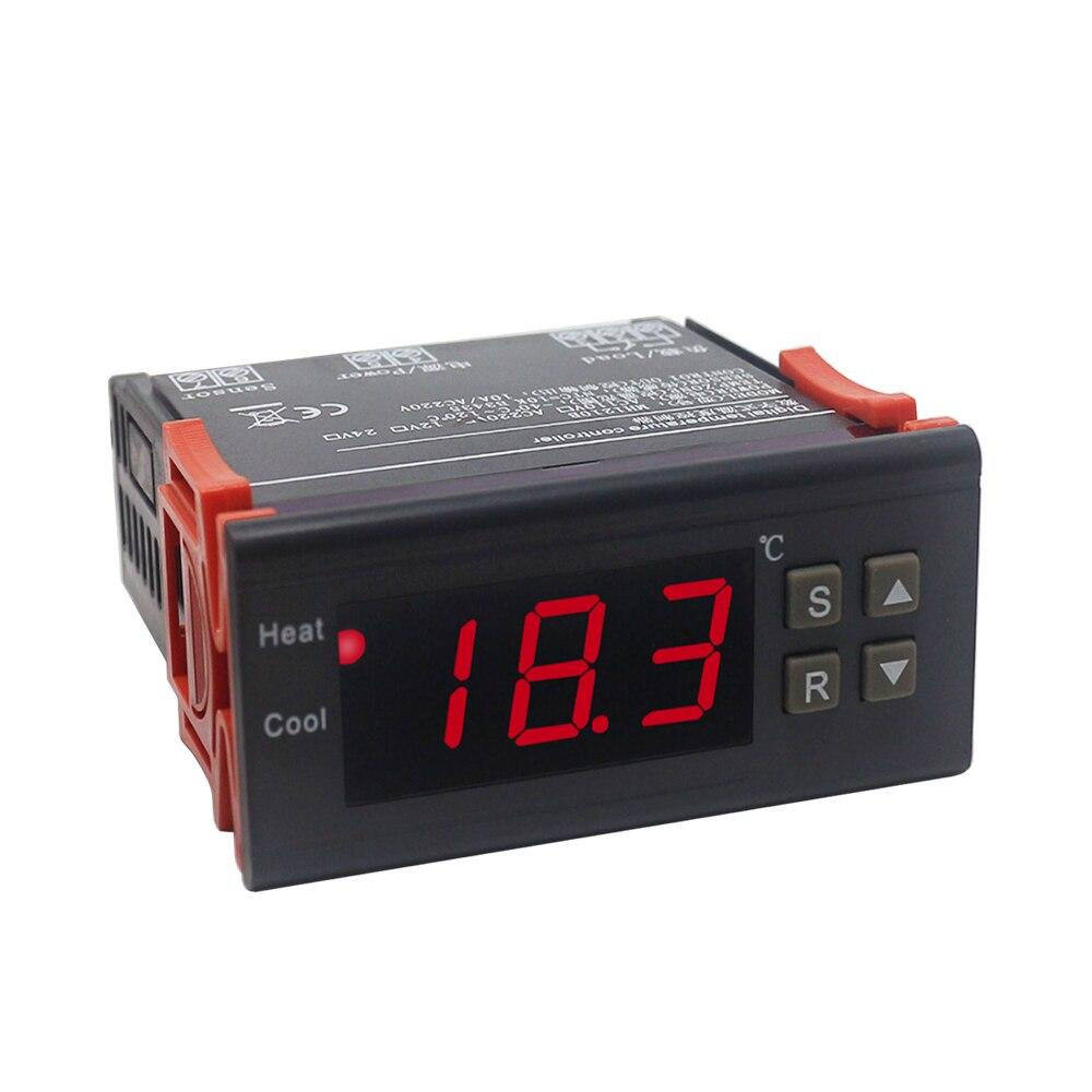 220V 10A/30A oeuf Thermostat incubateur agriculture haute précision Thermostat régulateur régulateur de température