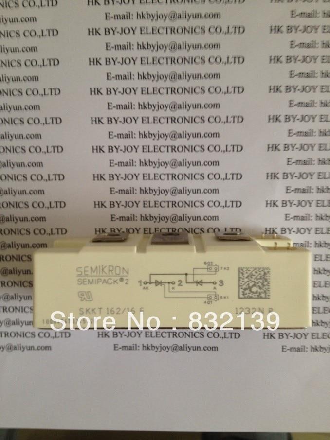 SKKT162/16E SKKT162 SKKT162-16E  IGBT Module scr module skkh570 16e skkh570 16e rndz