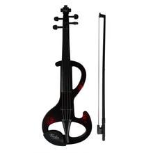 Высокое Качество Мини Скрипка Ранее Детство Музыкальный Инструмент Игрушки Моделирование Скрипка для Детей K5BO