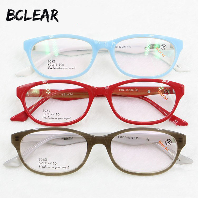 86a30af57fd5 BCLEAR Vintage women acetate optical frame good quality fashion ladies' eyewear  most popular eyeglasses optical frame 5082