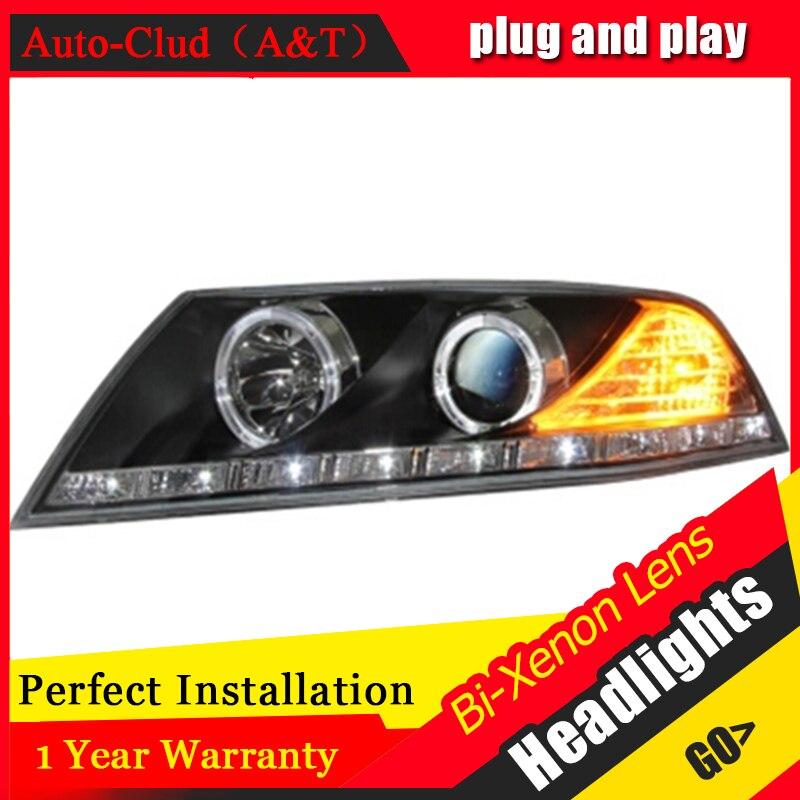 Авто Clud 2007 08 09 для skoda superb фары для превосходного U светодиодный свет руководство Angel eyes DRL Тюнинг автомобилей xenon HID комплект парковка