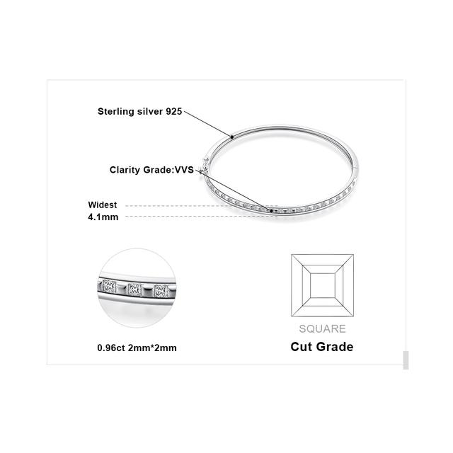 CZ Sterling Silver Bracelet