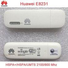Разблокирована оригинальный huawei E8231 21 м 3g USB Wi-Fi dongle модем