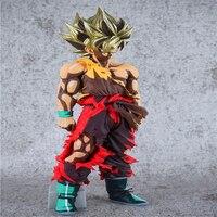 Figure Dragon Ball Z The Son Goku Figureine Dragonball Z Figure PVC Action Figure Collectible Model Toy Songoku Figures 32cm