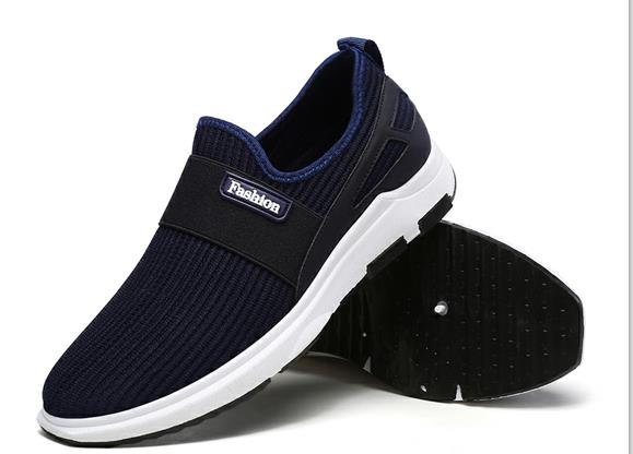spring autumn fashion men casual shoes slip-on sport shoes