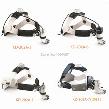 High Power Medical Headlight 5W LED Medical Headlamp Dental Surgical Medical Headlight Focus Light with Rechargeable Battery