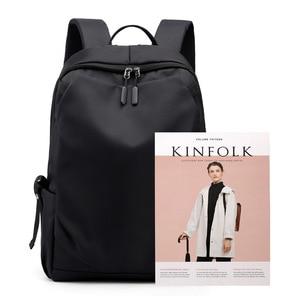 Image 5 - 15.6 inch USB Charging Laptop Backpacks Notebook Case For Macbook Air Pro 11 12 13 15 Xiaomi Lenovo Men Travel Laptop Bag
