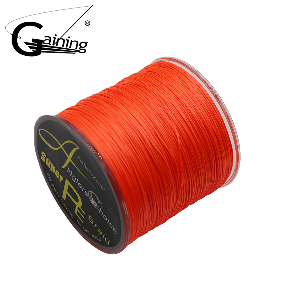 Gaining Braided Fishing Line 16 Strands 300M Multi Color Super ...