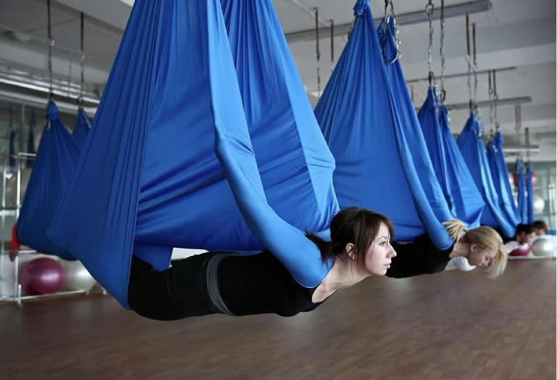 Elastic 5 meters 2017 Aerial <font><b>Yoga</b></font> Hammock Swing Latest Multifunction Anti-gravity <font><b>Yoga</b></font> belts for <font><b>yoga</b></font> training <font><b>Yoga</b></font> for sporting