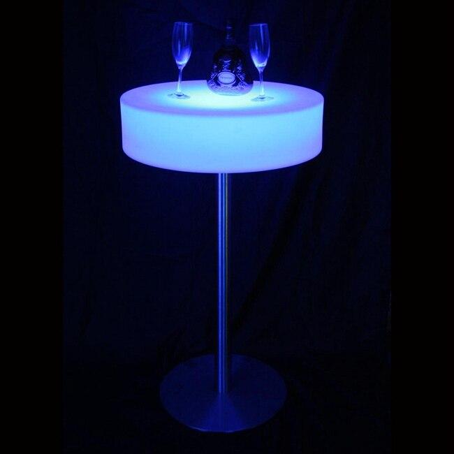 Водонепроницаемый Освещение барбекю Кофе барная стойка sk-lf21a (D66 * h105cm) Уличная мебель для пикника партии Бесплатная доставка 1 шт.