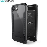 X Doria Case For IPhone 7 Defense Shield Military Grade Drop Tested TPU Aluminum Premium Protective