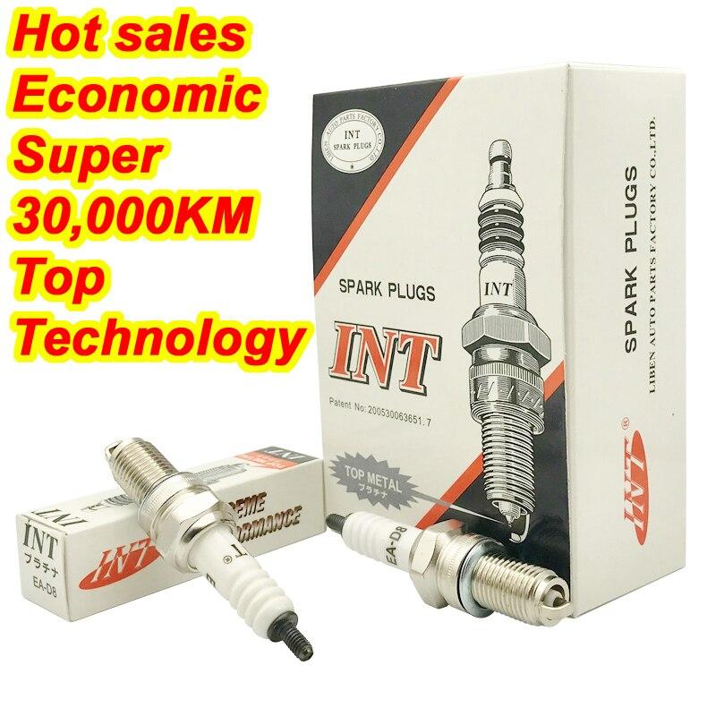 Spark-Plug 125cc D8EA DR8EIX Motorcycle DPR8EA-9 D8TC for D8ea/Dr8eix/Dpr8ea-9/.. Super-Ea-D8