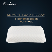 62*39 New Design High Quality Therapy Orthopedic Pillow Neck Pillow Memory Foam Pillow Health Care Sleeping Bedding Pillows
