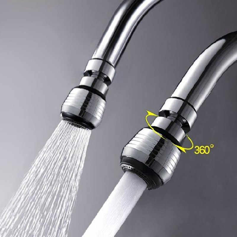 2019 Newest Kitchen Faucet Shower Head Economizer Filter Water Stream Faucet Pull out Bathroom