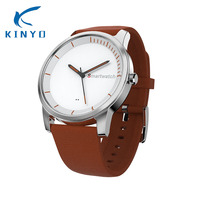 New smart watch wristwatch Round Screen Smart Bluetooth Watch Quartz Chargeable IP67 Waterproof Samrtwatch for Android IOS phone