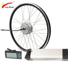 250 Watt bafang Motor Rad für Fahrrad E-bike Umwandlung Kit mit Batterie E-bike Hub Motor 8fun Ebike Electric Bike Kit