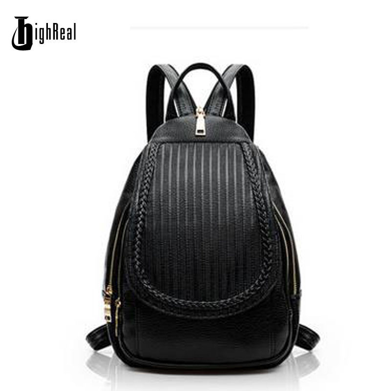Famous Brand Women Backpack Luxury Designer Lady s Small Vintage Backpacks For Teenage Girls High Quality
