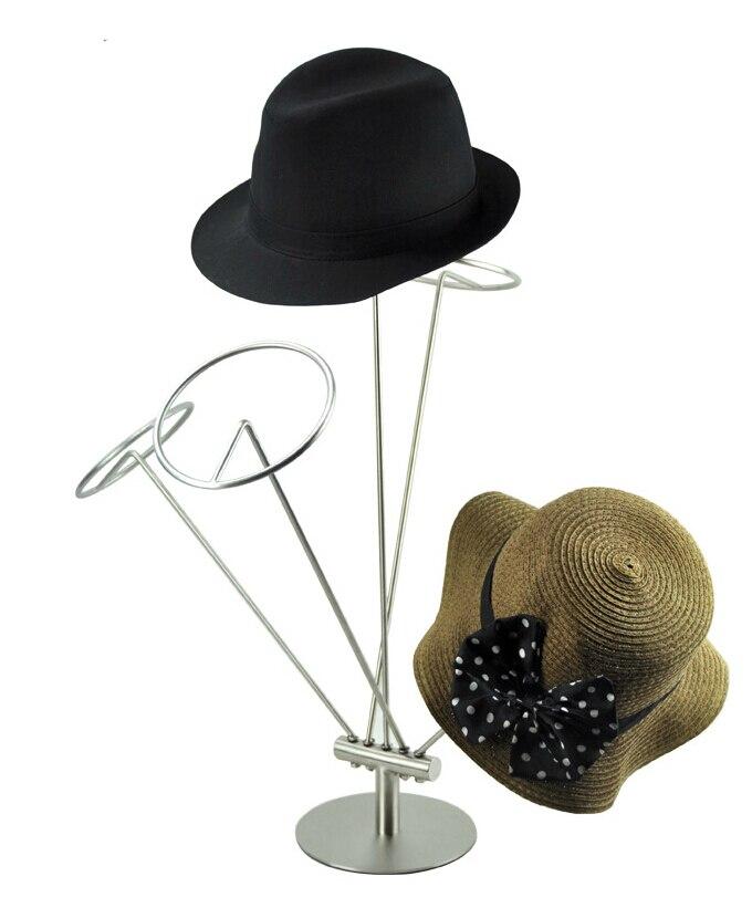 Metal Multiple Bracket Hat Cap Display Rack Hat Display Stand Holder MJ  1117 In Storage Holders U0026 Racks From Home U0026 Garden On Aliexpress.com |  Alibaba Group