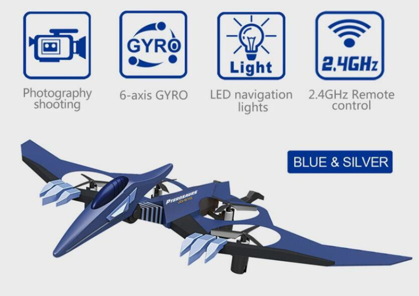 rc font b drone b font JXD 511V 2 4Ghz 6 Axis Gyro With 0 3MP