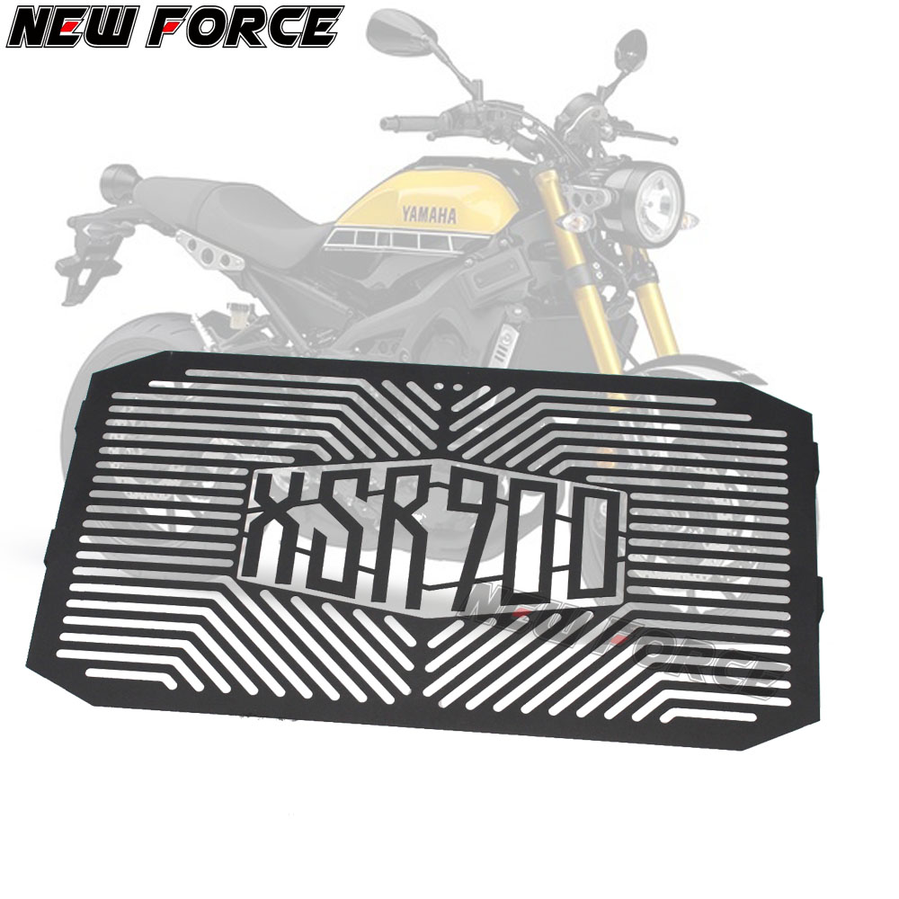 2017 New Arrival Stainless Steel Protector Motorcycle radiator grille guard protector For Yamaha XSR900 XSR 900 2016 20172017 New Arrival Stainless Steel Protector Motorcycle radiator grille guard protector For Yamaha XSR900 XSR 900 2016 2017
