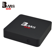 Octa Core BM8PRO S912 2GB 32GB Android TV Box Android 6 0 Smart TV Box 4K