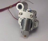 hot end mount kit For ultimaker 2 UM 2 Extended ultimaker Original 3D printer nozzle exrusion kit for 1.75/3mm filament