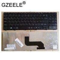 Bilgisayar ve Ofis'ten Yedek Klavyeler'de GZEELE rus laptop Klavye için Ağ Geçidi NV5214U NV5215U NV5216U. NV MS2273