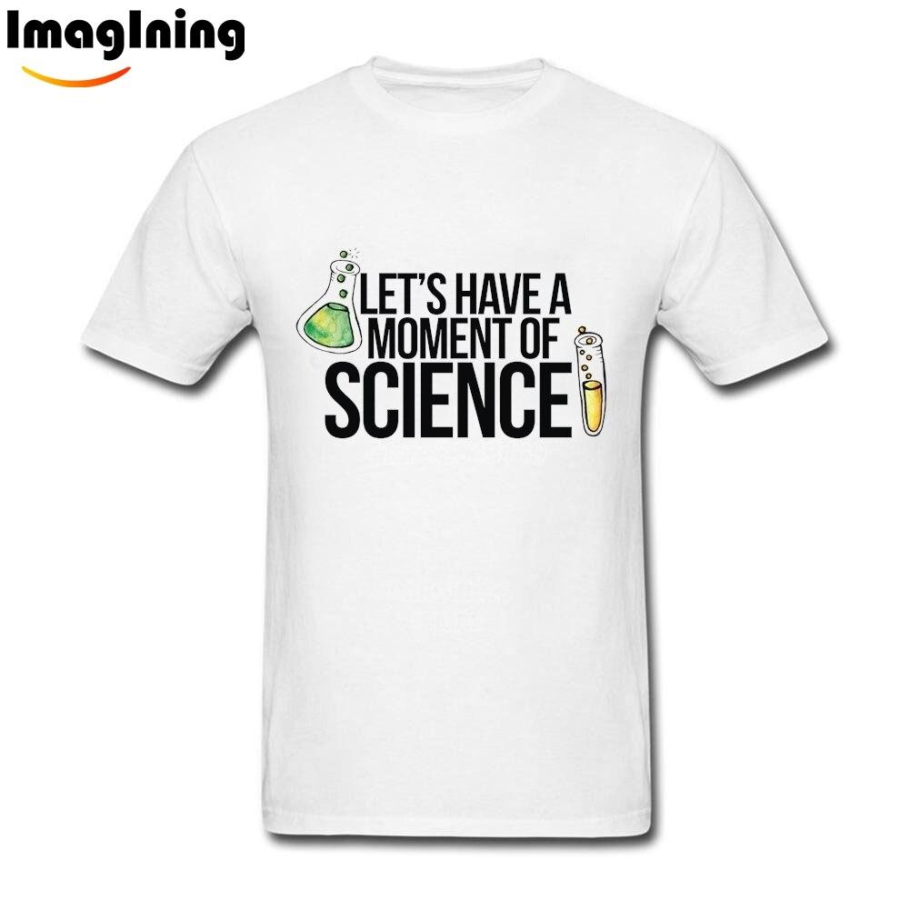 Design t shirt kolar terkini - Men Mens Moment Of Science Shirts New Design Custom Short Sleeve Valentine S China