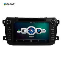 8″ Android Quad core HD mirror link Car DVD Radio Player Stereo for MAZDA CX-9 2010-2012 with rotating UI RDS WIFI BT SWC CANBUS