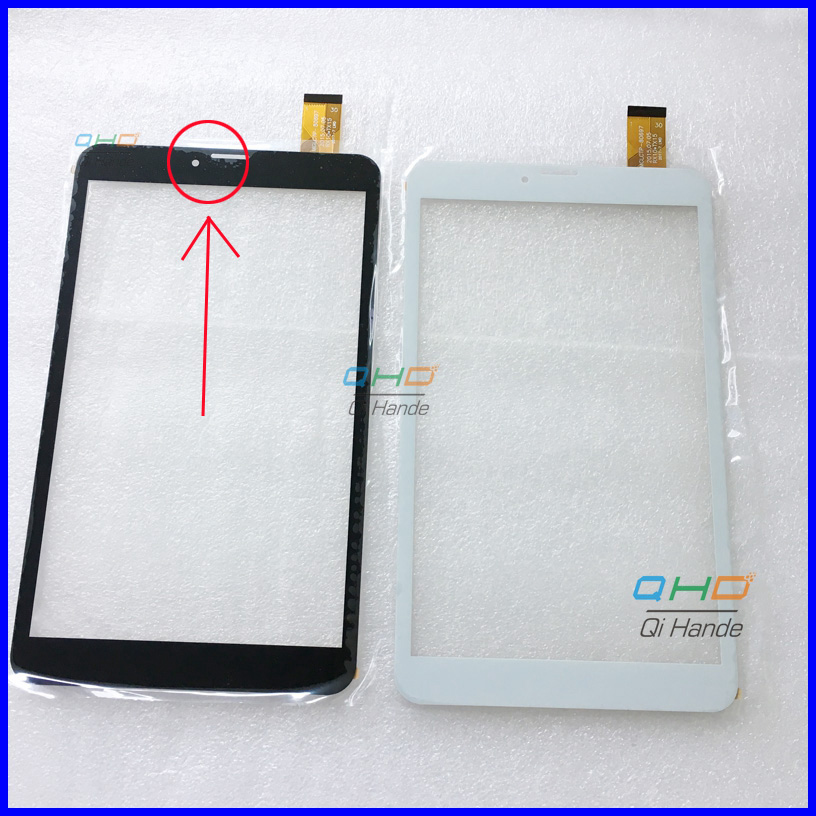 New For 8 Inch 205*120MM TurboPad 803 3G Flat Computer Touch Screen Digitizer Panel Turbo Pad803 Turbo Pad 803 TurboPad803