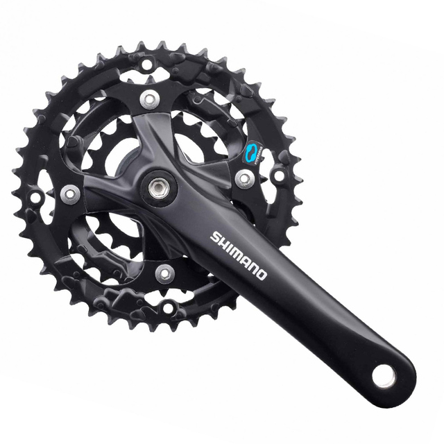 US $27 9 10% OFF|Aliexpress com : Buy SHIMANO FC M361 Acera 8S 24S Crankset  Bicycle Components MTB Mountain Bike Chain Wheel Accessory from Reliable