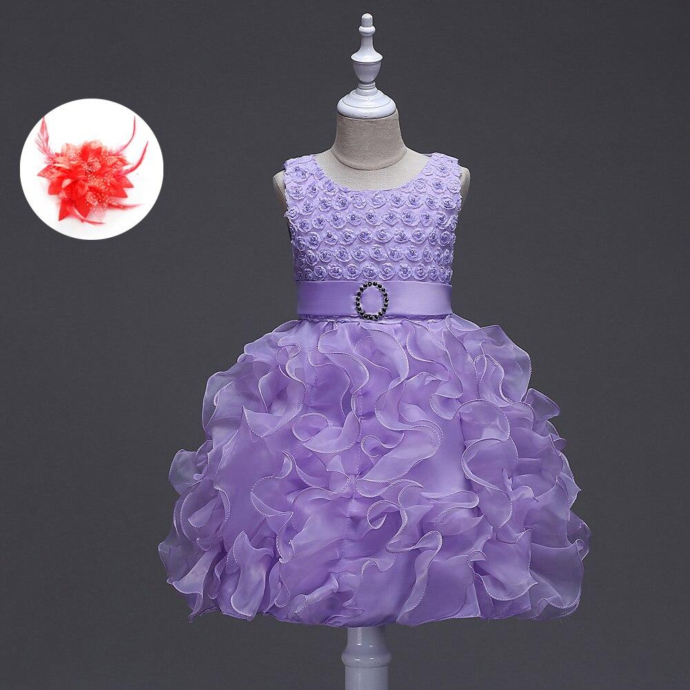 American Girl princesa vestido formal de Boda del estilo para el ...