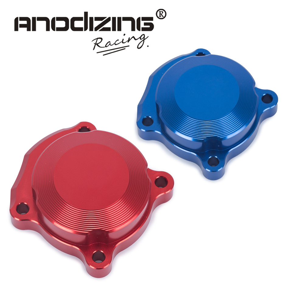 FREE SHIPPING For Honda CRF250 L/M CRF250L CRF250M 2012-2015 CNC Oil Filter Cap Cover Dirt Bike Motocross cnc for honda crf250l 2012 2013 2014 2015 motorcycle brake clutch levers orange dirt bike pivot lever crf 250l crf 250 l