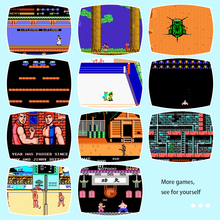 Retro Video Game Console with 500 Games