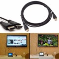 1x 2017 5FT HDMI V1.4 AV Cord Cable HD 3D for BLURAY 3D DVD PS3 HDTV XBOX LCD micro hdmi cable long hdmi cable