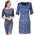 2014 нью-лонг рукавами кружевное платье темперамент тонкий платье для женщин бесплатная доставка F228