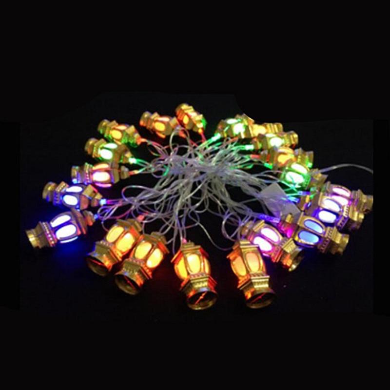 цена на Little lantern party LED String Light 4M Xmas LED strip light 110V 220V 230V LED Holiday String Light Colorful Christmas Light