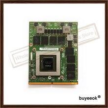 Original GTX 780M GTX780M 4G N14E-GTX-A2 Video Card For Dell M17X R5 M18X R2 R3 R4 DDR5 Display Graphic Card GPU Replacement