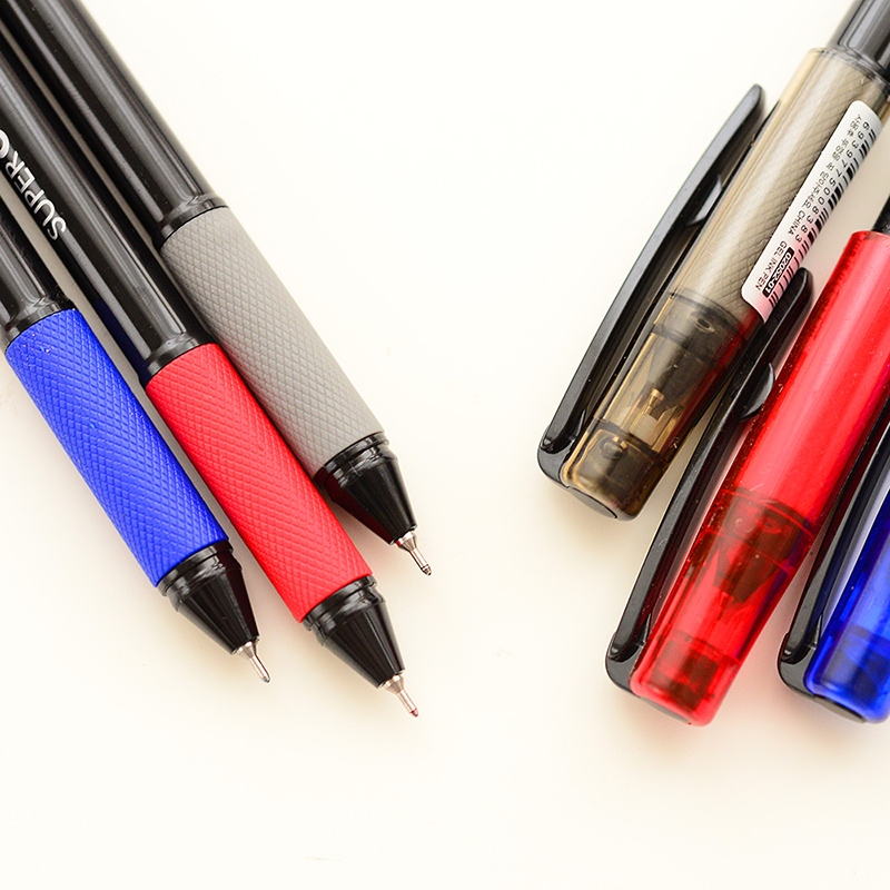 6 Pcs Lot Monami Super Gel Pen 0 5mm 3 Color Pens Office Supply Lapices Canetas Colorida Stationery Material School 6208 In From