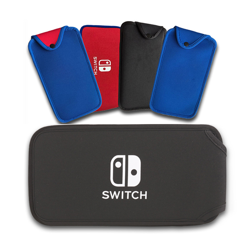 Soft Travel Storage Carrying Bag Nintend Switch Protector Nintendos Switch NS Console Joy-Con Game Accessories Nintendoswitch