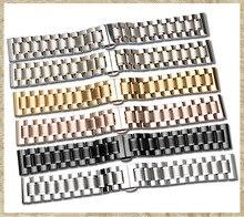 Alta Calidad Blanco Rojo 12mm de Cuero Genuino Correa de Reloj 22mm venda de Reloj Para Casio Relojes Pulsera de Las Mujeres correas de reloj