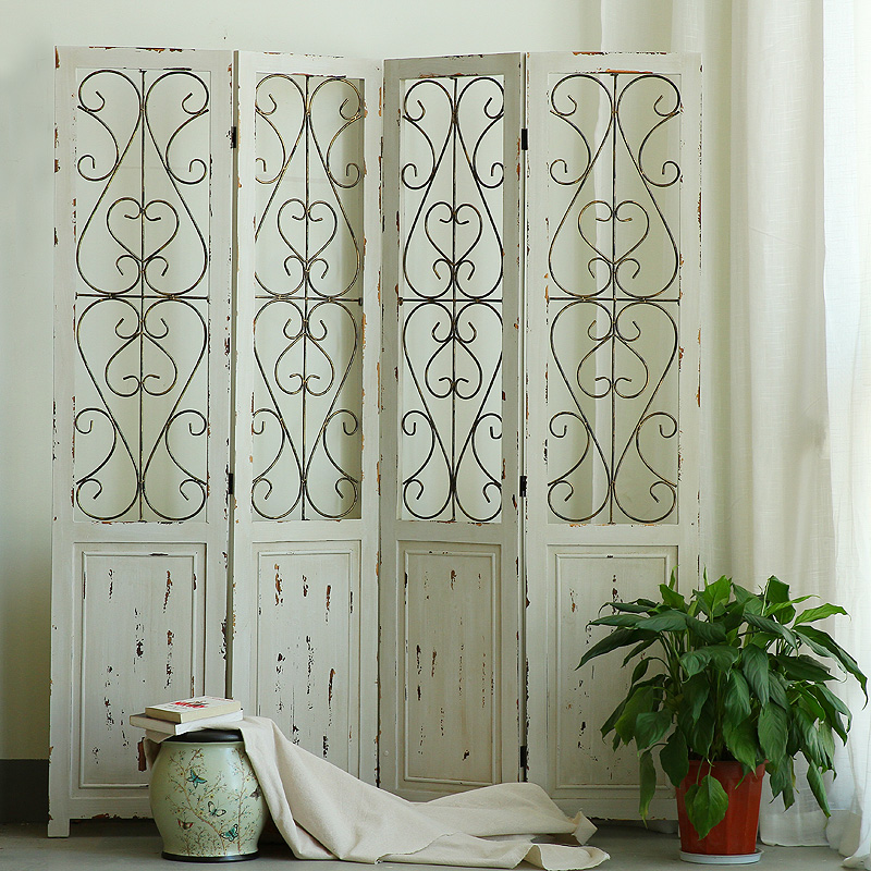 european country furniture retro old wood iron 60 cheap office dividers